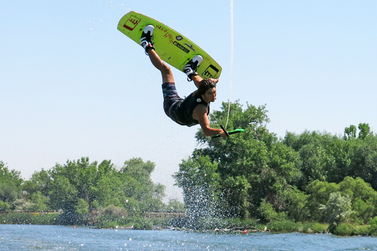 WWA Rider Experience: amateur wakeboarding at its best | Photo: WWA