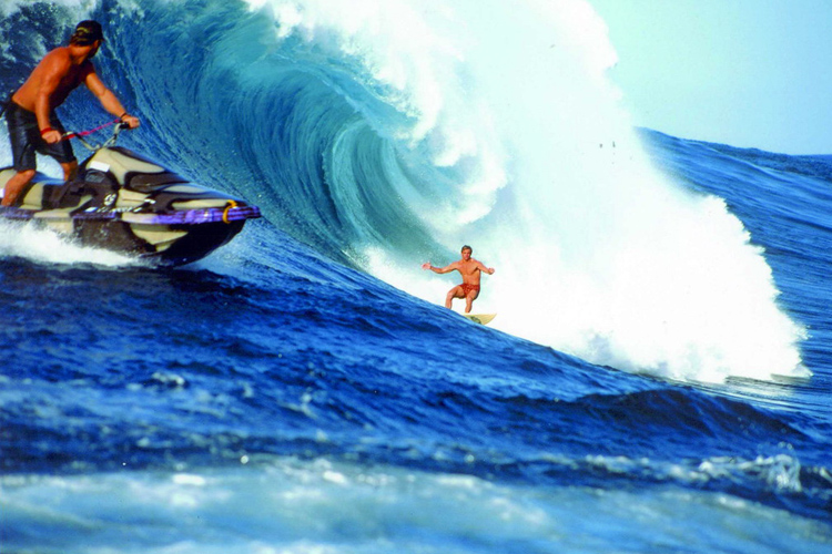 Riding Giants: one of the most important surf movies of all time
