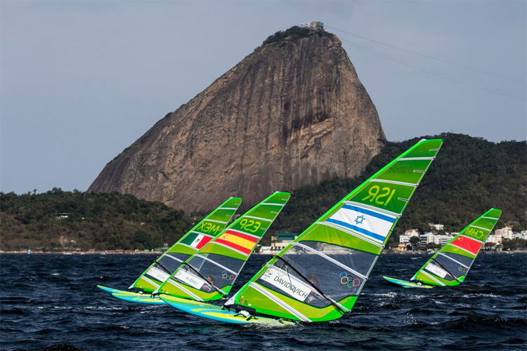 RS:X: the equipment developed by NeilPryde is en route to Paris 2024 | Photo: World Sailing