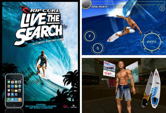 Rip Curl: 3D will get you stoked
