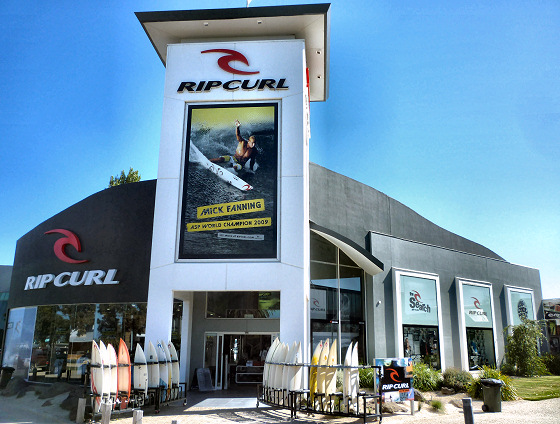 Rip Curl: everybody wants to surf