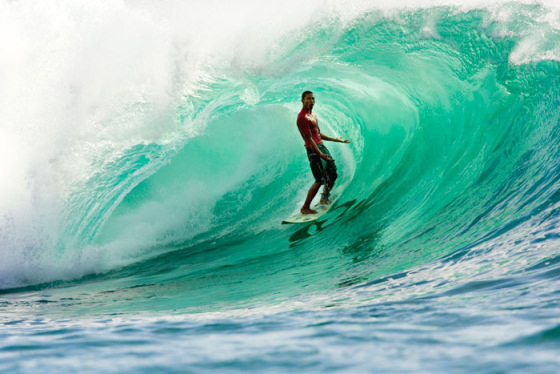 Rip Curl Invitational at Padang Padang