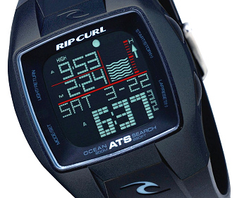 Rip Curl Trestles Oceansearch: the best surf watch in the world