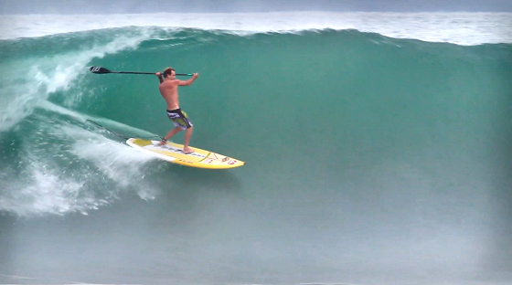 Robby Naish: the surf marathoner