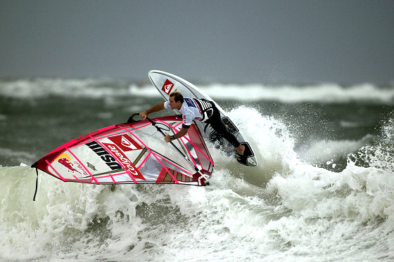 Robby Naish: this is what a TV wants