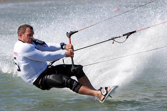 Rob Douglas: the fastest kiteboarder on Earth