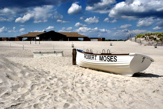 Robert Moses State Park: no kiteboarding, they say