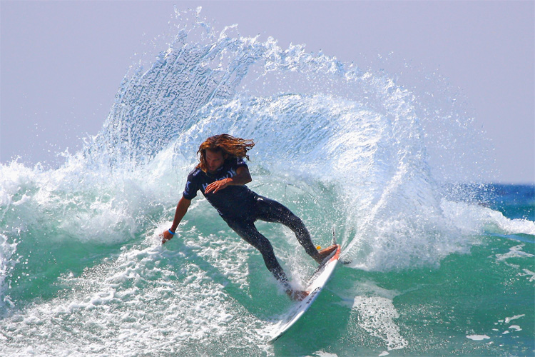 Rob Machado: drawing clean and stylish lines | Photo: Creative Commons