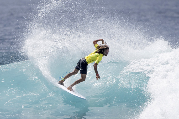 Rob Machado: the most famous surfer-environmentalist on the planet | Photo: Four Seasons Maldives