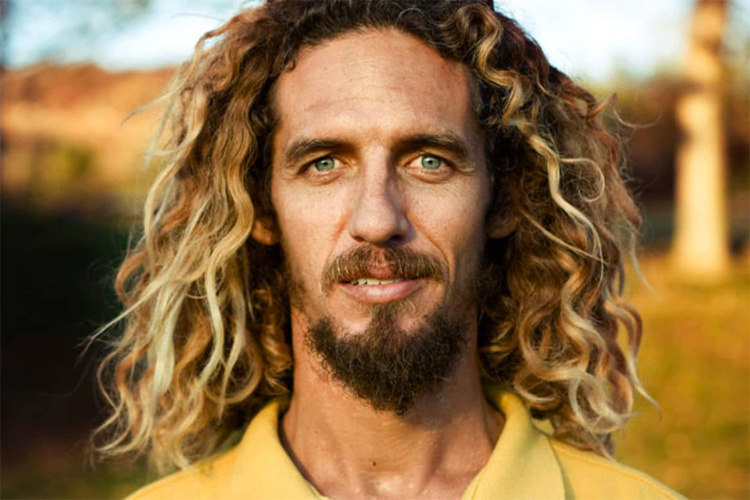 Rob Machado: the rasta surfer hair