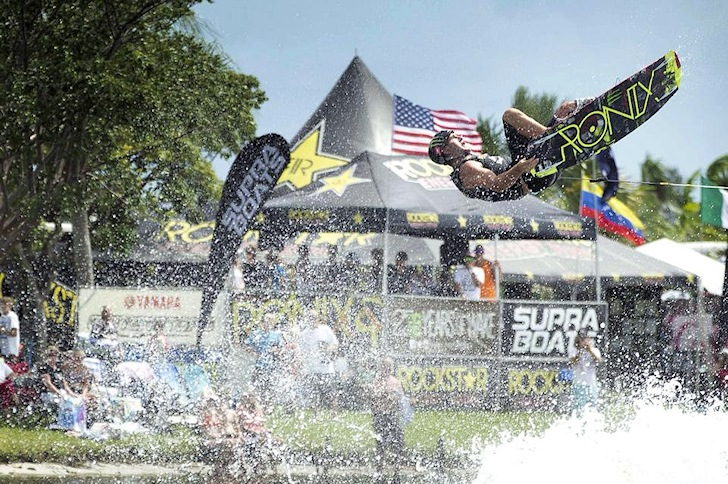 Rockstar WWA Wakeboard World Championships 2014: power on | Photo: World Wakeboard Association
