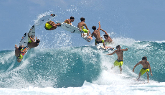 Rodeo Flip by Jordy Smith: not for everyone