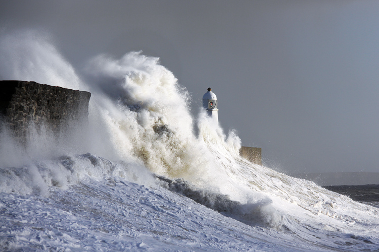 Rogue waves: large and rare | Photo: Ben Salter/Creative Commons