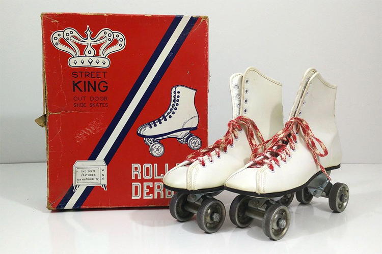 Roller Derby's Street King: the best-selling roller skate of all time