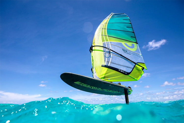 RS:X Convertible: the future of Olympic windsurfing