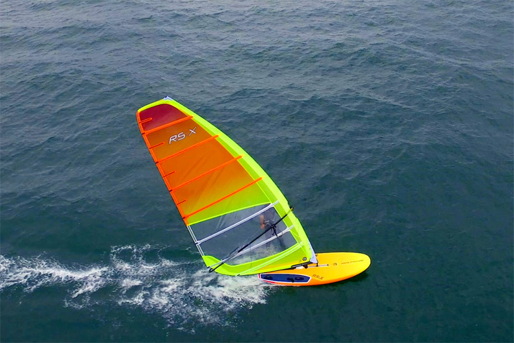 RS:X Evolution: NeilPryde's windsurfing vision for Tokyo 2020 and beyond