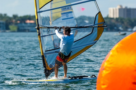 RS:X Windsurfing: gear is expensive