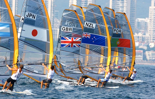 RS:X for London 2012