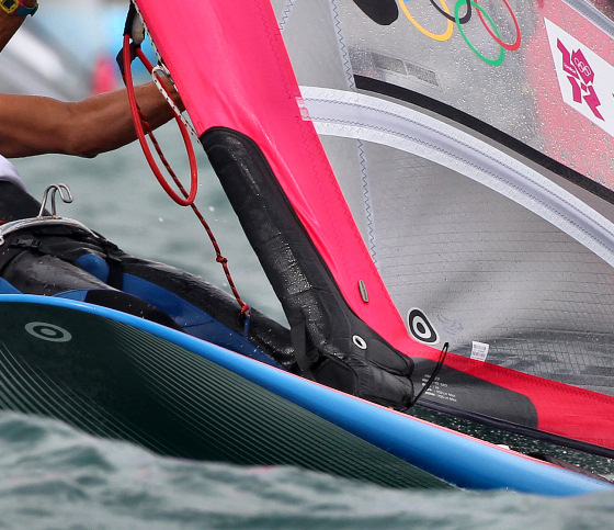 RS:X Windsurfing: war has broken with ISAF
