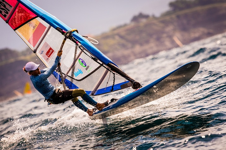 ISAF Sailing World Championships: Santander decides the fate of RS:X windsurfers | Photo: Martinez Studio/Ciudad de Santander Trophy