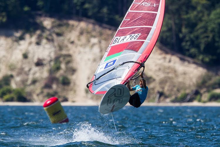 Windsurfing: now part of World Sailing | Photo: Hajduk/RSX Class