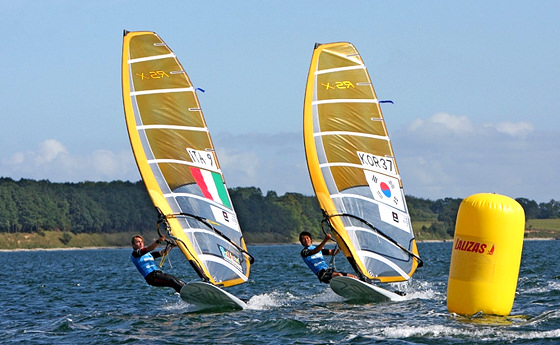 RS:X Windsurfing Class: Olympic style
