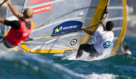 RS:X Windsurfing: devastated and frustrated
