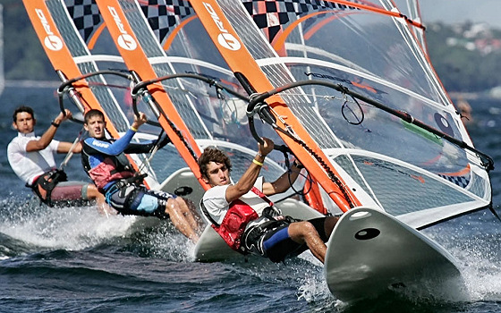 RS:X Windsurfing: Rio 2016 is closer, again