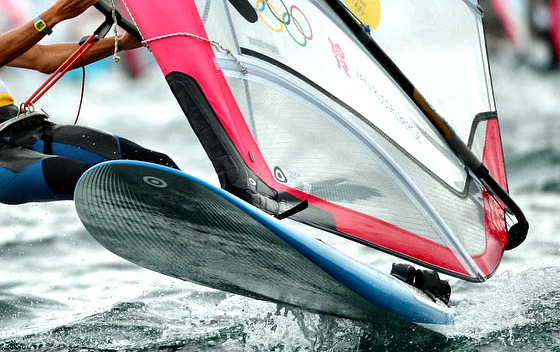 RS:X Windsurfing class: en route to Rio 2016 Olympic Games