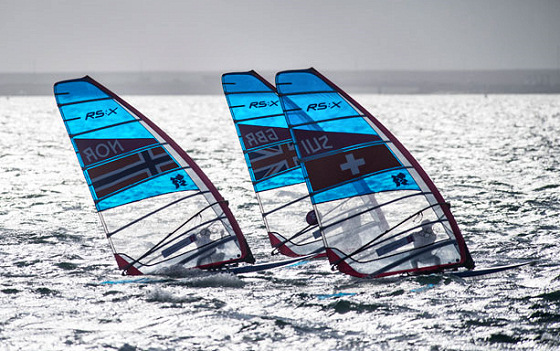 RS:X World Championships: Búzios is windy and warm