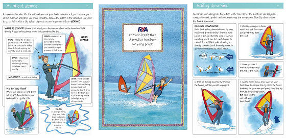 RYA Go Windsurfing!: teaching the stoke to youngsters