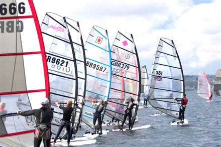 UKWA RYA National Junior Windsurfing Championships