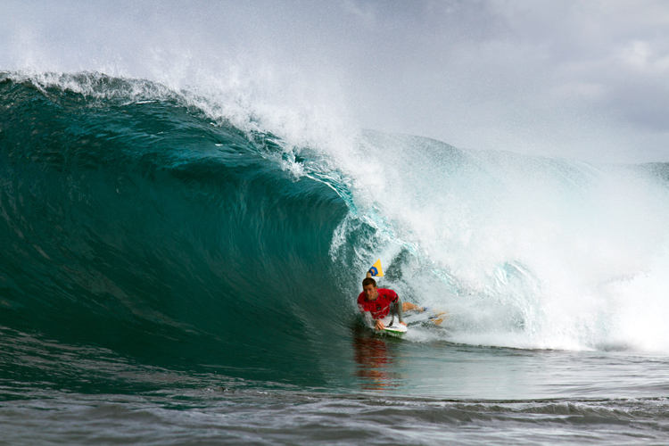 Ryan Hardy: still stoked after all these years | Photo: Surfing Australia