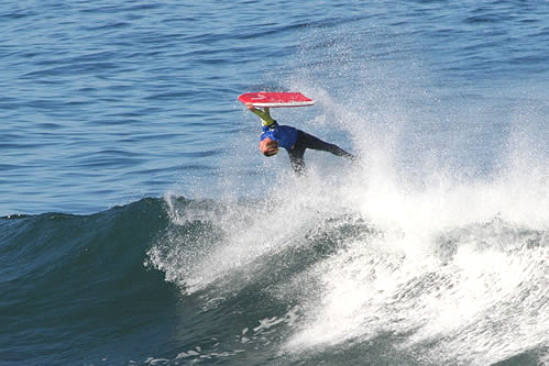 South Africa bodyboarding: plenty of reasons to shine