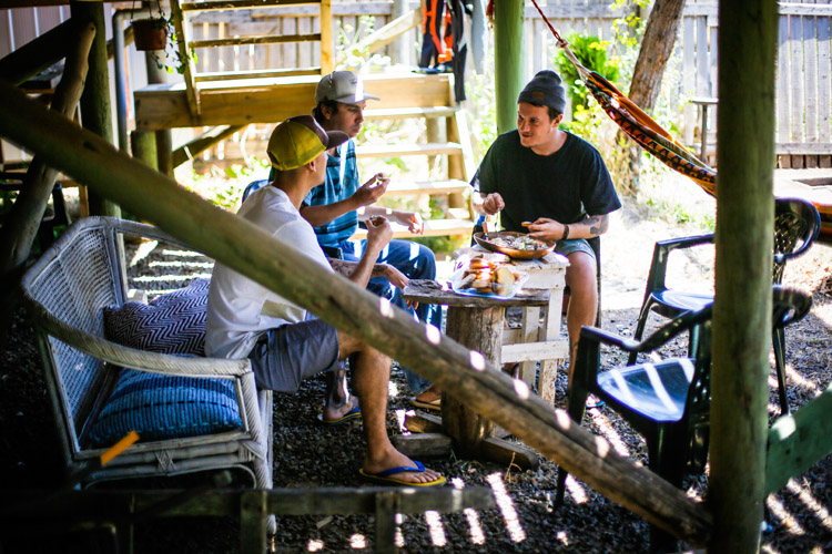 Salt & Silver: blending Latin American surfing and cooking