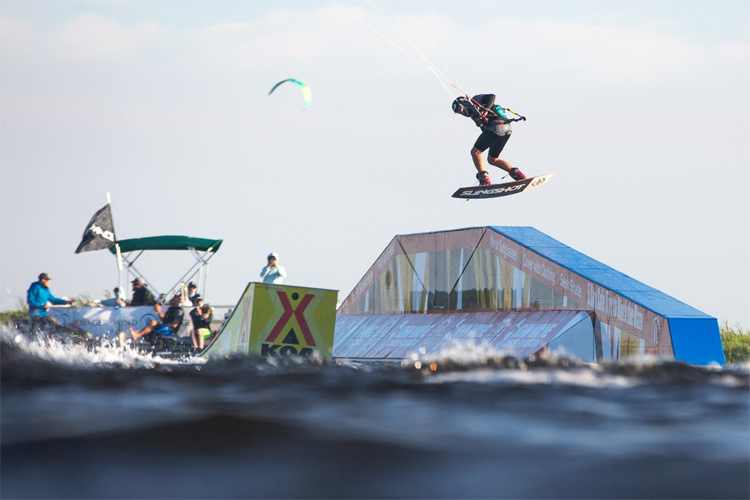 Sam Light: the king of the Triple-S Invitational | Photo: Bromwich/Triple-S Invitational