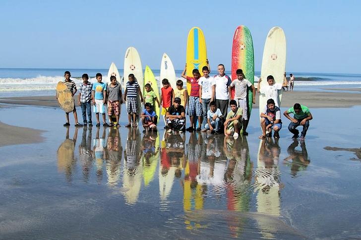 San Luis Talpa: a new surf city has been born in El Salvador
