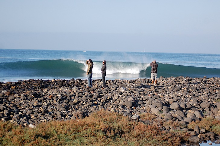 San Miguel: the birthplace of Mexican surfing | Photo: Serge Dedina