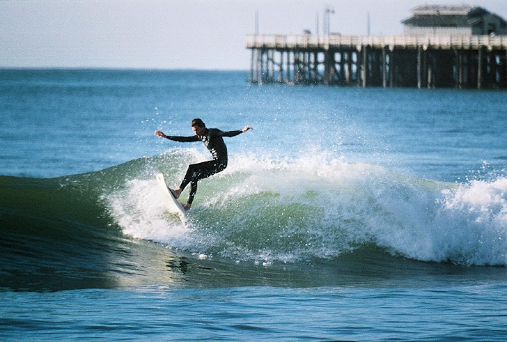 The best surf spots in Northern California