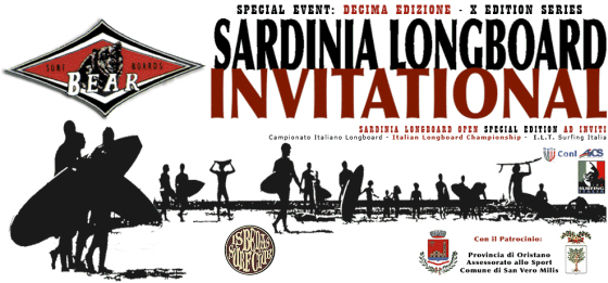 Sardinia Longboard Invitational: waves and pizza are welcome