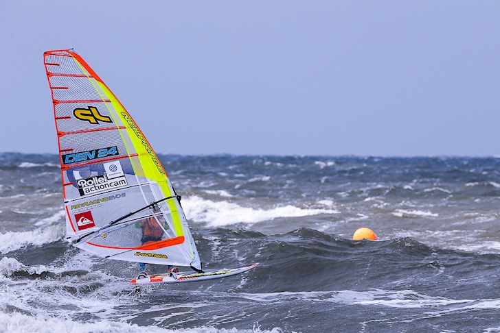 Kornum and Langer share victory in the Rollei Summer Opening 2014