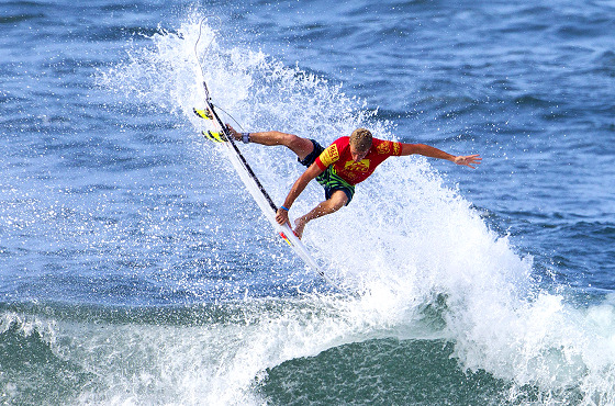 Sebastian Zietz: confirmed in the 2013 ASP World Tour