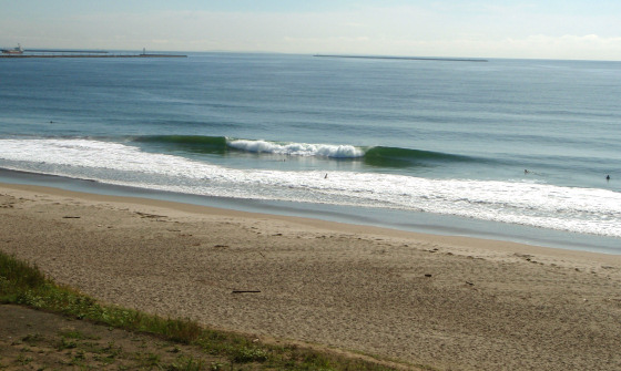 Sendai Beach: let's support Japanese surfers after the tragic earthquake | Photo: Coolsurfer's Blog