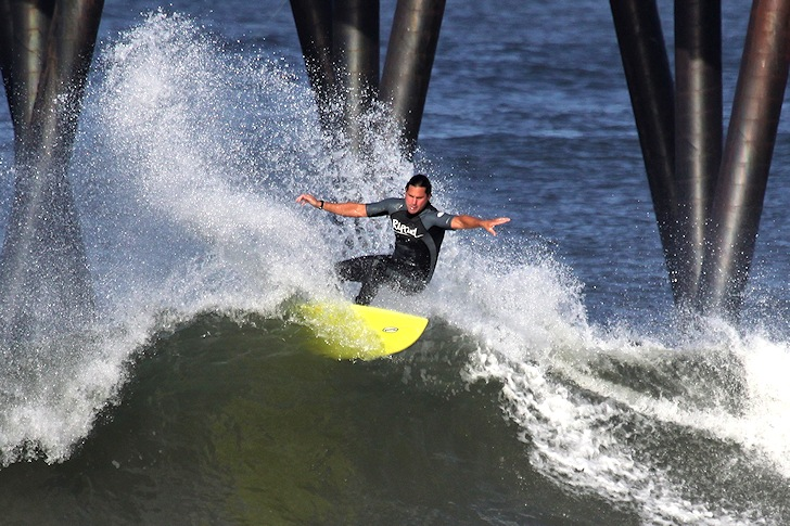 Serge Dedina: a surfer running for Mayor of Imperial Beach | Photo: Serge Dedina