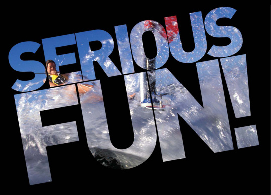 RNLI Serious Fun DVD