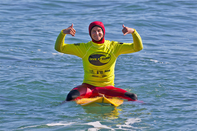 Shaka: surfers love it