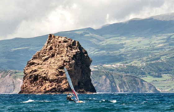 Azores: a great windsurf spot