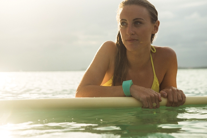 Sharkbanz: a simple wristband against shark attacks | Photo: Sharkbanz
