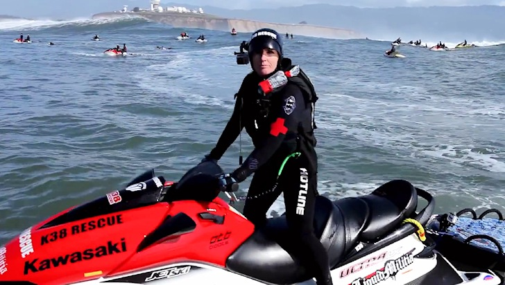 Shawn Alladio: the foremost expert in jet ski safety and rescue