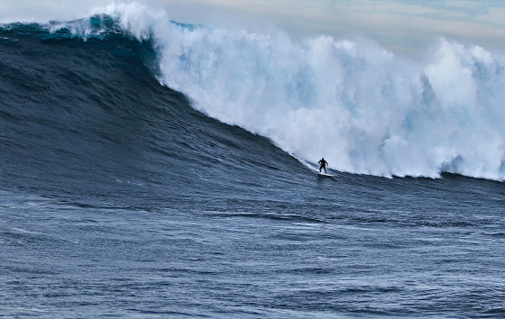 Shawn Dollar: big wave warrior